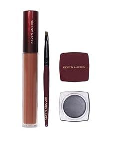 Kevyn Aucoin Sparkle Precision Eye Definer with Liquid Lipstick (Warm Latte)