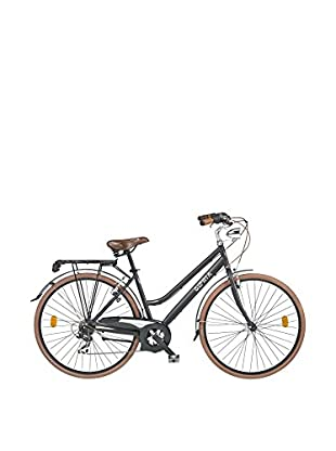 Cicli Cloria Milano Fahrrad Sempione schwarz