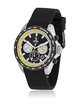 DOGMA Uhr mit schweizer Quarzuhrwerk Man DGCRONO-343AM 45 mm