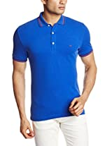 GAS Men's Cotton Blend Polo