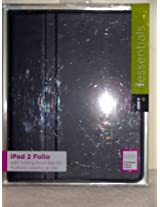 Apple Ipad 2 Folio W/folding Flap for Multible Viewing Angles