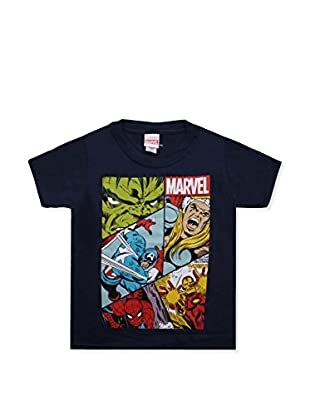 Marvel T-Shirt Heroes Grid