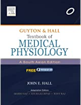 Textbook of Medical Physiology: A South Asian Edition (Adaptation) (Guyton & Hall)