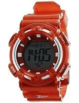 Titan Zoop Digital Grey Dial Children's Watch - C3026PP01