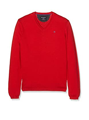 Hackett London Jersey Cott Cash V Y