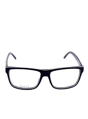 Gucci Montura GG 1024 GRJ Negro / Blanco