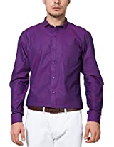 Black Coffee Men's Casual Shirt