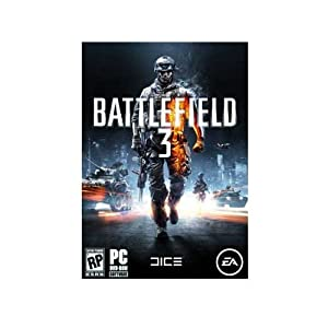 EA Battlefield 3 Std Edition PC Game