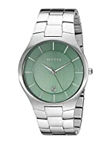 Skagen Grenen Analog Green Dial Men's Watch - SKW6182