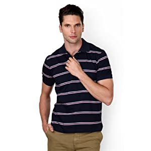 Striped Regular Fit Tee