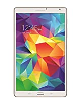 Samsung Galaxy Tab S 8.4-Inch Tablet (16 Gb, Dazzling White) - Certified Refurbished