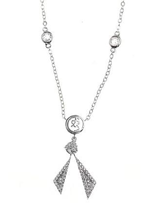 Cerruti Collar R42156Z plateado
