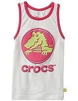 Crocs Girls Vest