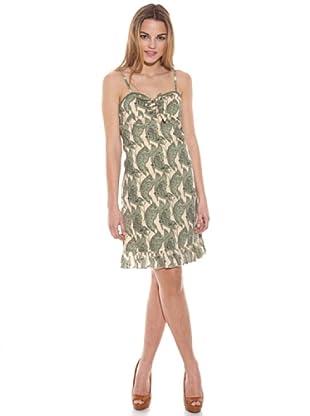 Laga Vestido Diamante (Verde)
