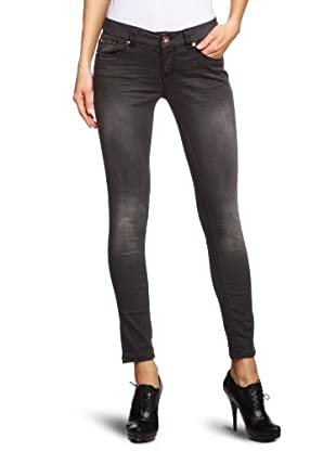 TOM TAILOR Denim Skinny Jeans (Schwarz)