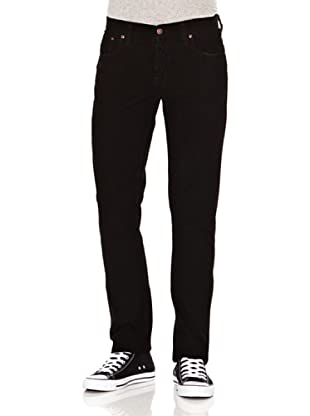 Nudie Jeans Pantalón Grim Tim (Negro)