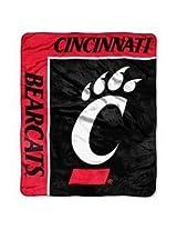 Northwest 1COL-07030-0057-RET School Spirit Cincinnati Col Raschel 50x60