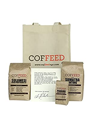 COFFEED Beans of the South Pacific Package + Panama Geisha