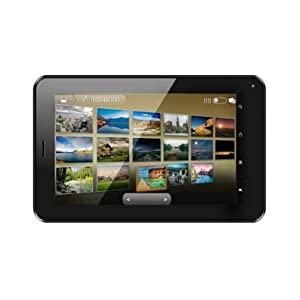 Domo Slate X2G Tablet (WiFi, 3G via Dongle, Voice Calling)
