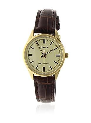Casio Reloj con movimiento cuarzo japonés Woman LTP-V005GL-9A 30.0 mm