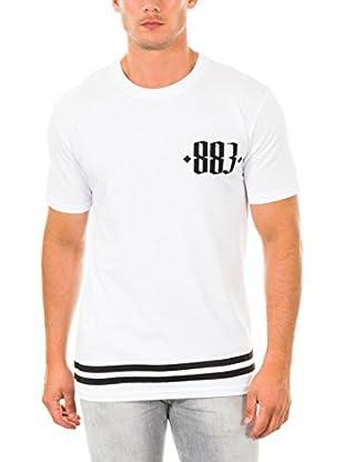 883 Police T-Shirt Manica Corta Street Trend