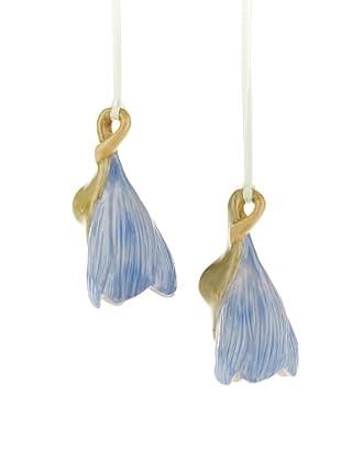 Villeroy & Boch Flower Bells: 2tlg. Set Krokus blau