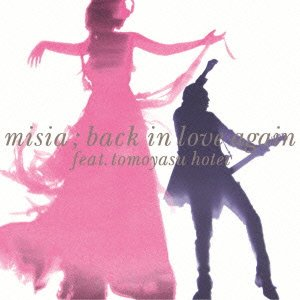 【CD】Back In Love Again(feat.布袋寅泰)/MISIA ミーシヤ