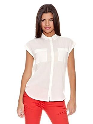 Springfield Camisa Basic Trendy Cotton Blo