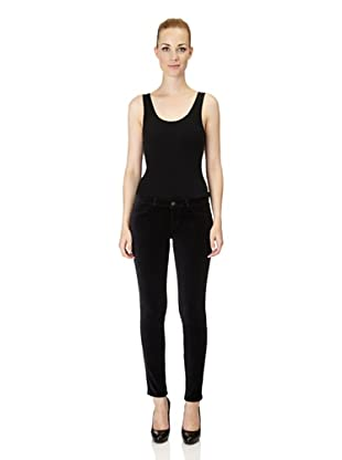 J Brand Samthose Low Rise Super Stretch Skinny (Charcoal)