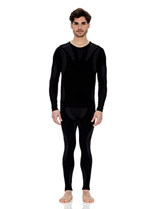 Izas Set Thermal Unisex Diana (Negro)