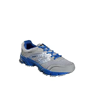 Blue/Grey Running Shoes