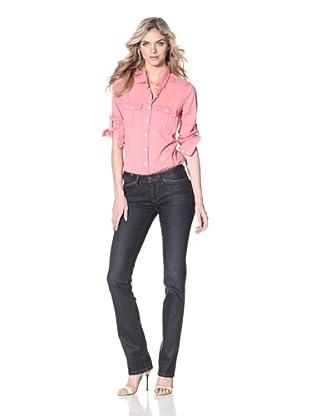 Notify Women's Anemone Straight Leg Jean (Vintage Blue)