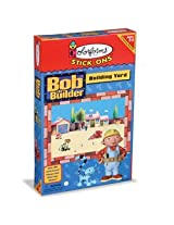 Colorforms Stick-Ons: Bob the Builder Play Yard