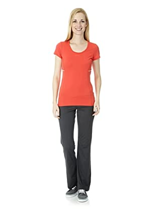 ESPRIT SPORTS Damen T-Shirt (Rot)