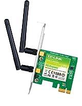 TL-WDN3800 N600 Wireless Dual Band PCI Express Adapter - Netzwerkadapter - PCIe