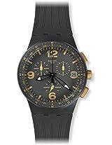Swatch Gordon Mens Watch-Grey