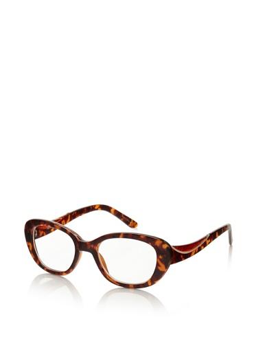 Kensie Women's Caitlyn Sunglasses (Dark Tortoise Crystal)
