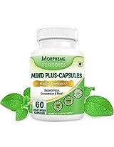 Morpheme Remedies Mind Plus (500 mg), 60 veggie capsule(s)