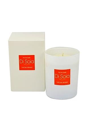 The Soi Co. Set of 2 Tuscan Orange 13.5 Oz Luxe Box Candles