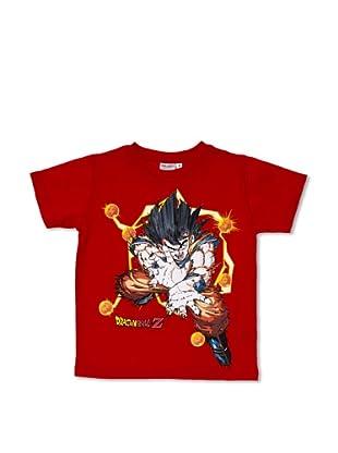 Licencias Camiseta Dragon Ball (Rojo)