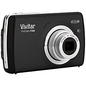 Vivitar  14.1MP Digital Camera with 1.8-Inch TFT, Colors and Styles May Vary