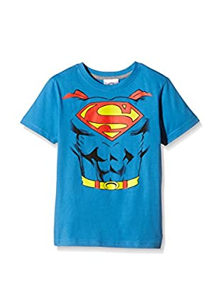 DC Comics T-Shirt Manica Corta Superman Torso