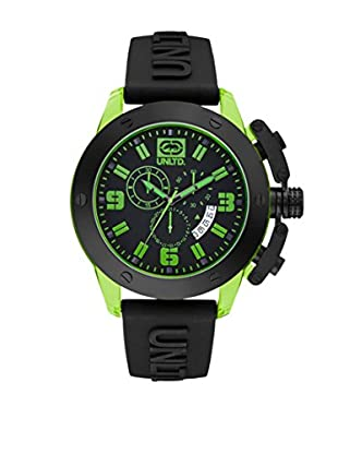 Marc Ecko Reloj The Tran Negro / Verde