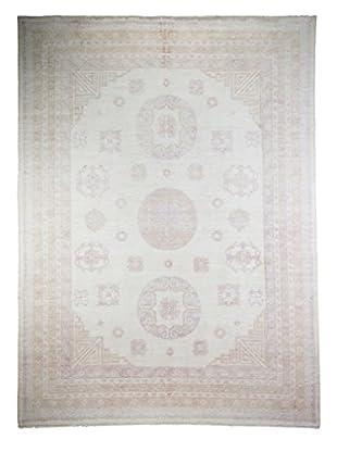 Darya Rugs Khotan Oriental Rug, Ivory, 9' x 12' 3