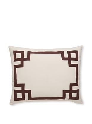 Tommy Bahama Plantation Twill Tape Decorative Breakfast Pillow (Coconut)