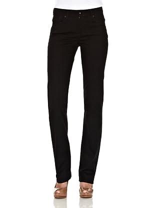 Levi´s Jeans Demi Curve ID klassisch gerades Bein (intense black)
