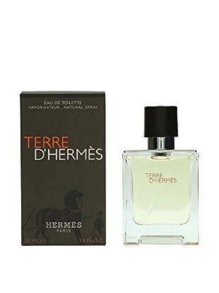 Hermes Eau de Toilette Herren Terre D'Hermès 50.0 ml, Preis/100 ml: 101.98 EUR