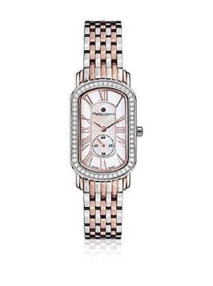 Mathieu Legrand Reloj de cuarzo Woman Plateado / Rosado 20 mm