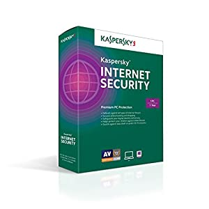 Kaspersky Internet Security 2014 - 1 PC, 1 Year (Premium Protection)