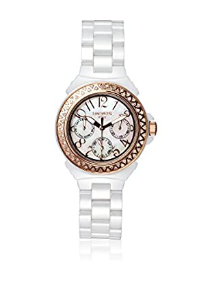 Lancaster Reloj de cuarzo Woman WoCeramic Diamonds 35 mm